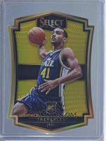 Premier Level Die-Cut - Trey Lyles /10