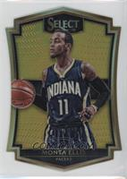 Premier Level Die-Cut - Monta Ellis /10