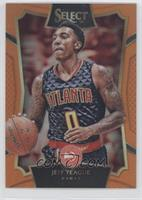 Concourse - Jeff Teague #/60