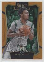 Concourse - James Young #/60