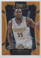 Concourse - Kenneth Faried #/60
