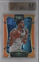 Concourse - Karl-Anthony Towns [BGS 9.5 GEM MINT] #/60