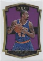 Premier Level Die-Cut - Lance Thomas /99