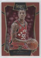 Concourse - Delon Wright #/149