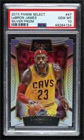 Concourse - LeBron James [PSA 10 GEM MT]
