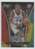 Courtside - Russell Westbrook #/25