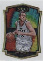 Premier Level Die-Cut - Joe Ingles /25