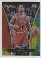 Courtside - Derrick Rose /25