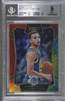 Concourse - Stephen Curry /25 [BGS 9]