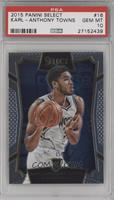 Concourse - Karl-Anthony Towns [PSA 10 GEM MT]