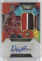 Delon Wright #/25