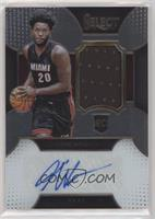Justise Winslow #/125