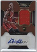 Delon Wright #/49
