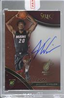 Justise Winslow [Uncirculated] #/49