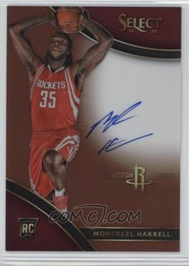 2015-16 Panini Select - Rookie Signatures - Copper Prizms #RS-MZ - Montrezl Harrell /49