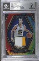 Stephen Curry /25 [BGS 9]