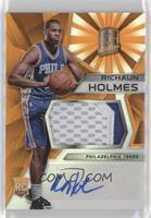 Rookie Jerseys Autographs - Richaun Holmes #/25