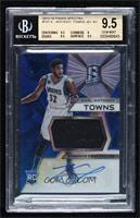 Rookie Jerseys Autograph Prizms - Karl-Anthony Towns [BGS9.5GEM&nbs…