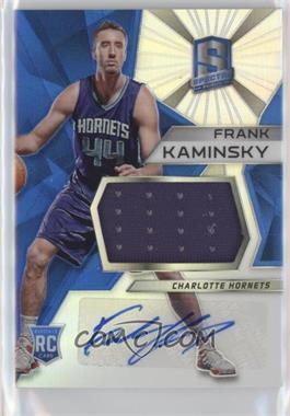 2015-16 Panini Spectra - [Base] #111 - Rookie Jerseys Autograph Prizms - Frank Kaminsky