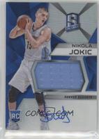 Rookie Jerseys Autograph Prizms - Nikola Jokic