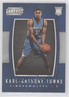 Leather Rookies - Karl-Anthony Towns