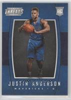 Leather Rookies - Justin Anderson