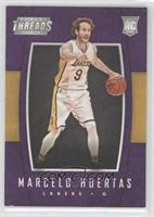 Leather Rookies - Marcelo Huertas [Noted]