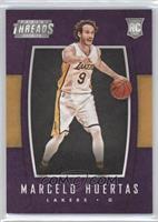 Leather Rookies - Marcelo Huertas
