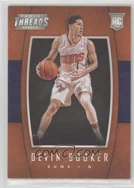 2015-16 Panini Threads - [Base] #233 - Leather Rookies - Devin Booker
