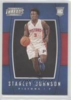 Leather Rookies - Stanley Johnson
