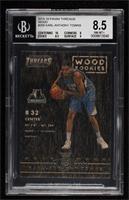 Wood Rookies - Karl-Anthony Towns [BGS8.5NM‑MT+]
