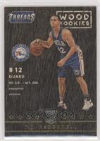 Wood Rookies - T.J. McConnell
