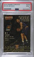 Wood Rookies - Devin Booker [PSA 9 MINT]