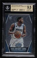 Micro-Etch Rookies - Karl-Anthony Towns [BGS9.5GEMMINT]