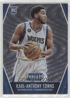Micro-Etch Rookies - Karl-Anthony Towns