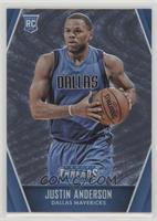 Micro-Etch Rookies - Justin Anderson