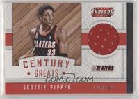 Scottie Pippen #/199