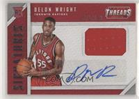 Delon Wright #/199