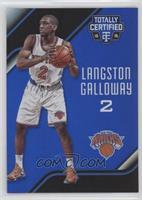 Langston Galloway #/99