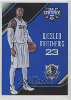 Wesley Matthews #/99