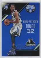 Rookies - Karl-Anthony Towns /99