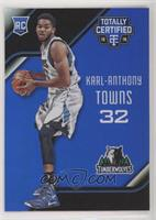 Rookies - Karl-Anthony Towns #/99