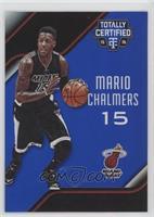 Mario Chalmers #/99