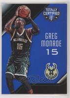 Greg Monroe #/99
