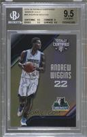 Andrew Wiggins /10 [BGS 9.5 GEM MINT]