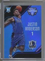Rookies - Justin Anderson /1