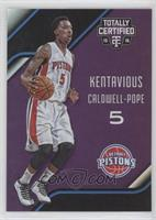 Kentavious Caldwell-Pope #/50