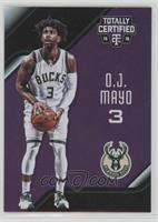 O.J. Mayo #/50