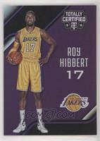 Roy Hibbert #/50