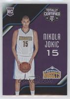 Rookies - Nikola Jokic #/50